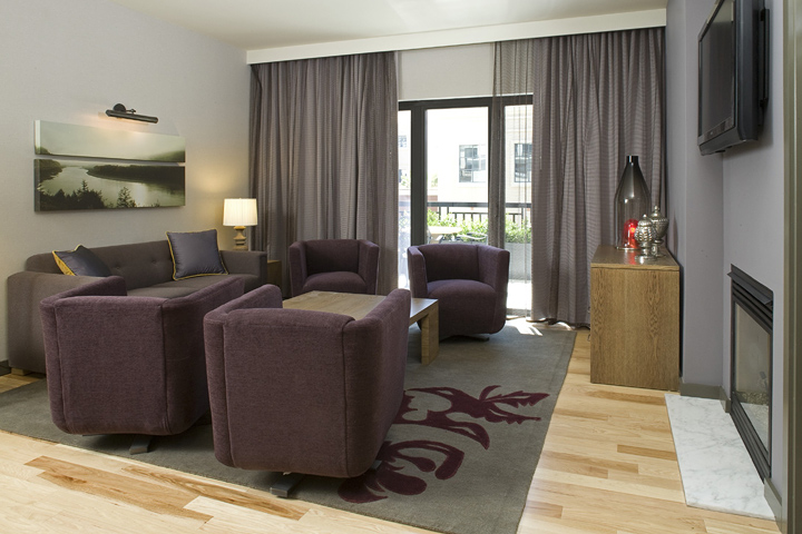 Our Andaz Harvest Suite